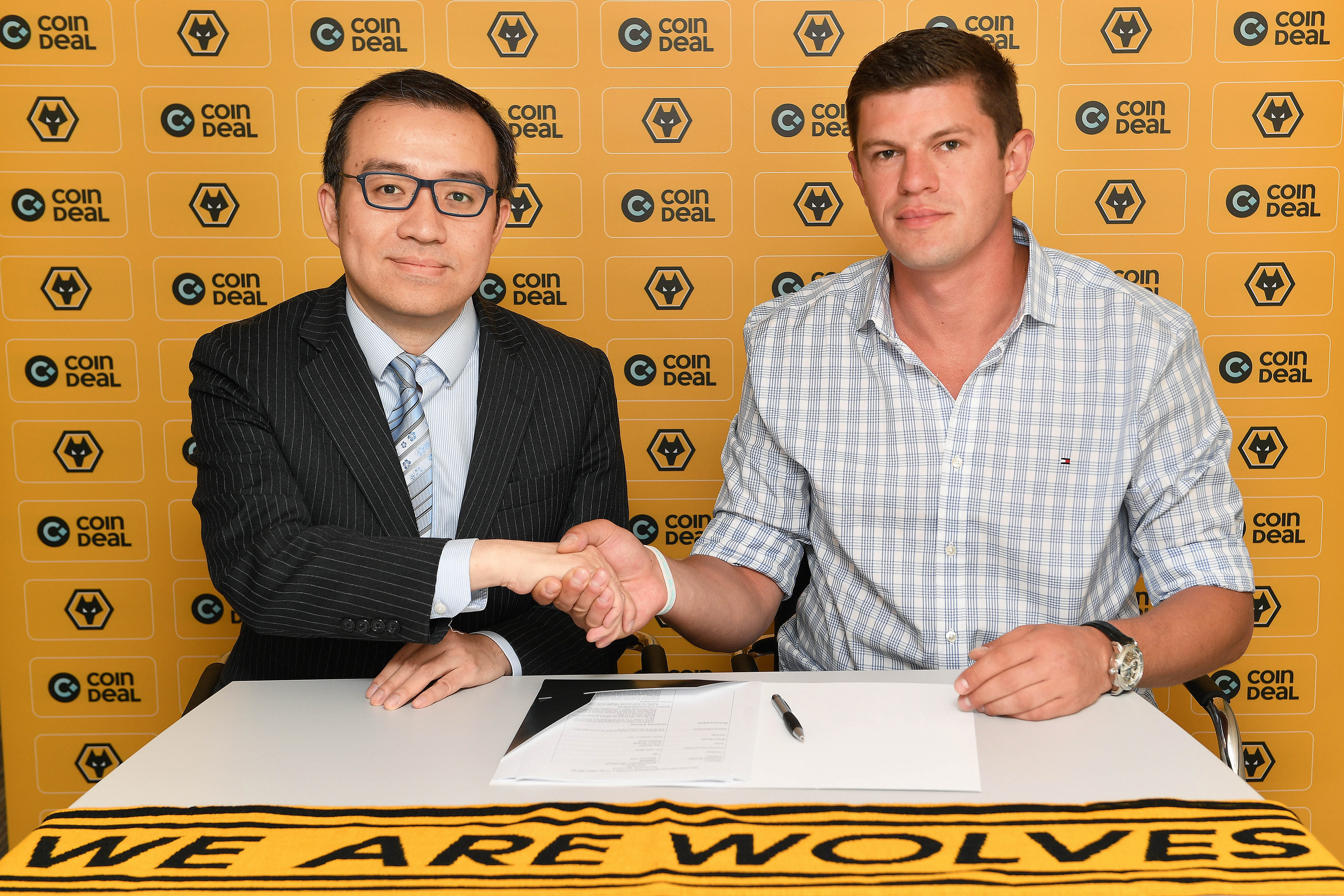 Wolves contract