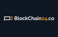 Our first media patron - Blockchain24.co