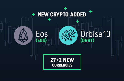 EOS available on CoinDeal! But check the surprise!