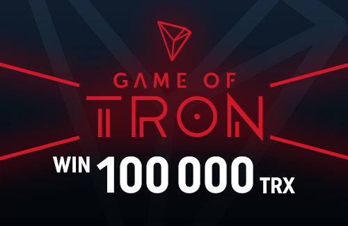 Contest on CoinDeal - win 100 000 TRX!