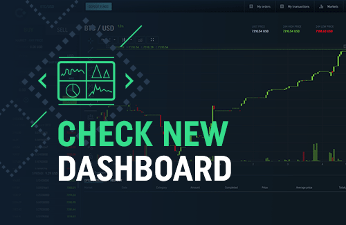 Changes On the Trading Dashboard