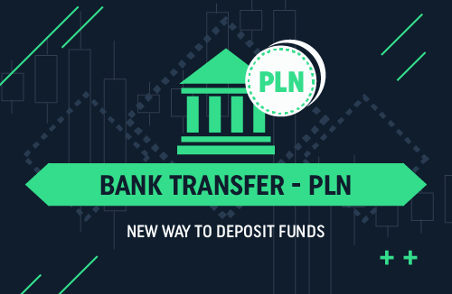 New bank transfer available!