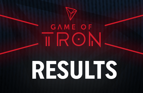 The winners of Game of TRON!