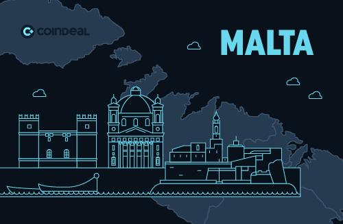 We are on Malta!