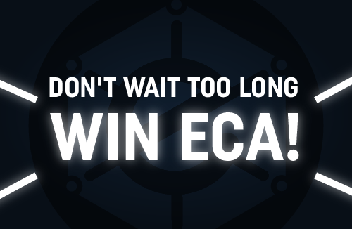 Ostatnia szansa na zdobycie miliona ECA!