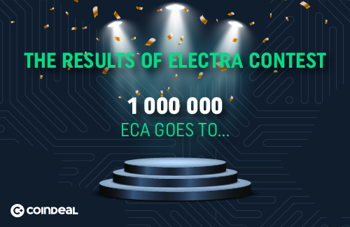 Results of the ECA competition!