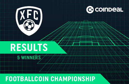 Results of FootballCoin contest!