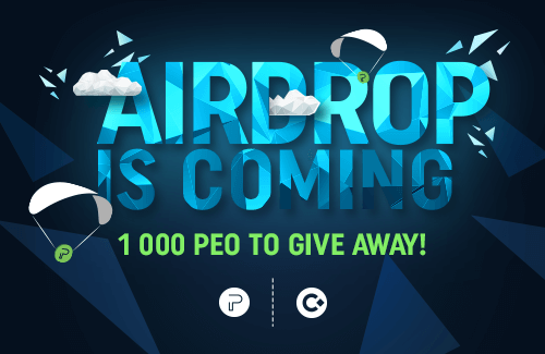 Airdrop Proelio is coming!