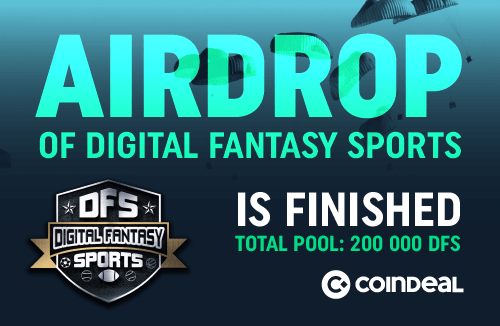 Results of DFS Airdrop!