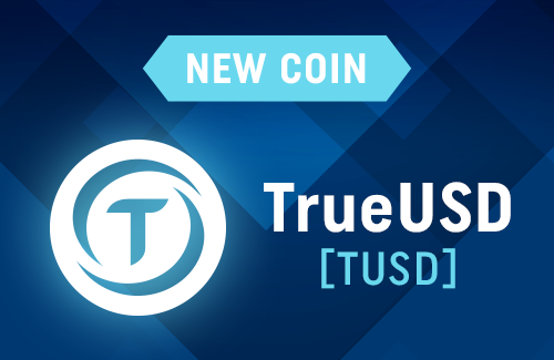 Say hello to TrueUSD!