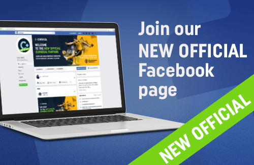 Follow CoinDeal on the new Facebook fanpage!