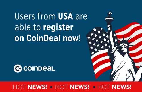 Users from USA may register now