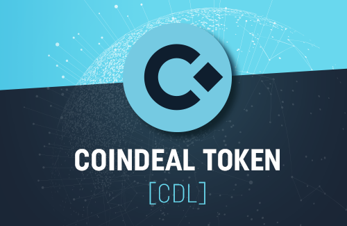 Meet our biggest project - CoinDeal Token
