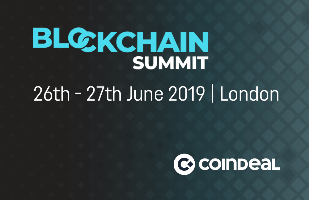 Blockchain Summit London 2019