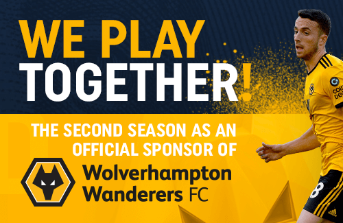 Wolves and CoinDeal still play together!
