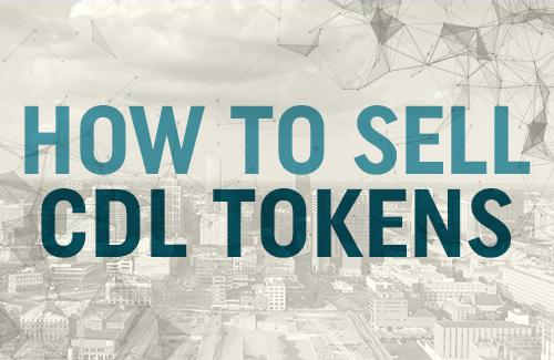 Jak sprzedać CDL Tokeny?