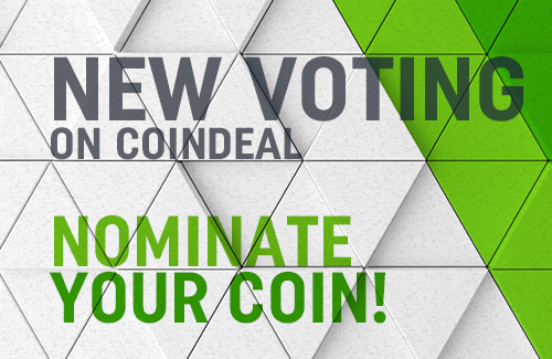 New voting on CoinDeal